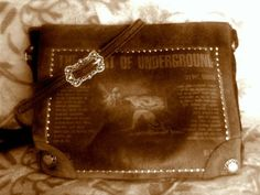 www.retrologic.eu handmade bags, shoes, leather accessories