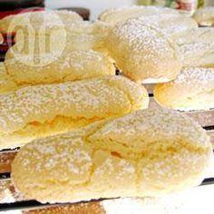 Biscoitos champagne @ allrecipes.com.br