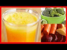 ➨ Receita de Suco Detox Para Emagrecer 5kg em 1 Semana
