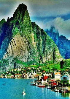Gudvangen - Noruega