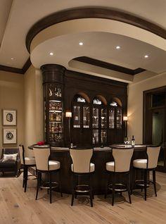 03-646-30 Brockton Dining Stools - Bar Height Designer - Teri Kellam Photographer - CJ Walker