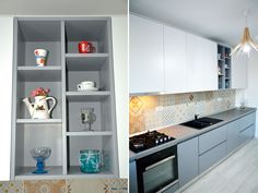 Minimalism, Kitchen Cabinets, Design, Home Decor, Decoration Home, Room Decor, Cabinets, Home Interior Design