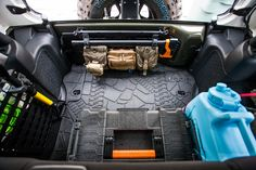 "How organized is your ""trunk"" space? - Jeep Wrangler Forum"
