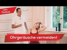 ➡️ Tinnitus - Top 3 Übungen gegen Ohrgeräusche | Liebscher & Bracht - YouTube