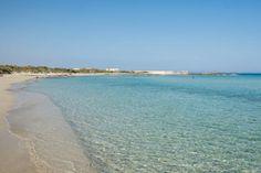 Puglia: Spiaggia di Torre Guaceto, Brindisi