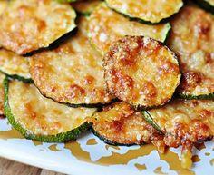 рецепт кабачков с сыром в духовке