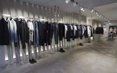 Diesel Black Gold store in London,England, pinned by Ton van der Veer