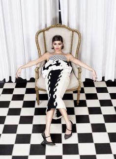 Sophie Charlotte / Glamour Outubro (Foto: Rodrigo Marques)