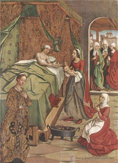Adoration of the Magi with a donor from Odrowąż family by Master of Muzeum Narodowe w Warszawie (MNW) Medieval Bed, Medieval Life, Renaissance, Most Famous Paintings, Montserrat, Oil Painting Reproductions, Christian Art, National Museum, Black History