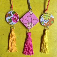 Flower Tassels