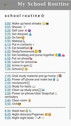 my EVERY MOMENT morning routine for you babes that have been asking 💫💝 lov., routine school my EVERY MOMENT morning routine for you babes that have been asking 💫💝 lov.