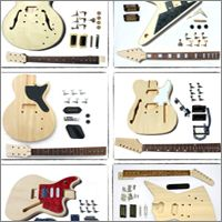DIY build your own guitar kits. OMG I THINK I FOUND MY NEXT HOBBY PROJECT! :D