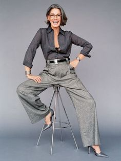 fashion over 50, clothes, outfits, woman