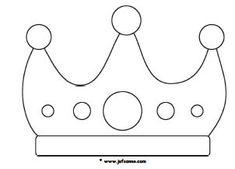 Koninginnedag downloads - Juf Sanne diverse kronen