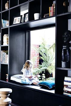 Cush and Nooks: Working with Small Spaces