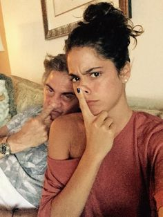 Tini and her Dad