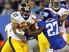 Steelers rally to snap Giants' win streak