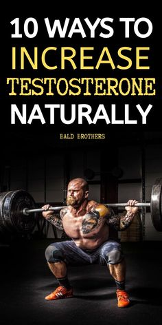 10 Easy ways men can increase testosterone naturally. If you want to know how to increase testosterone levels in a natural way, then check out this post! Increase Testosterone Naturally, Increase Testosterone Levels, Boost Testosterone, Basic Gym Workout, Gym Workout Chart, Squat Workout, Fitness Workouts, Strength Training Workouts, Toning Workouts