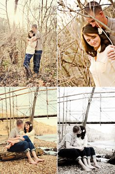Cute Engagement Photography Session