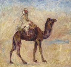 Pierre-Auguste Renoir, A dos de chameau