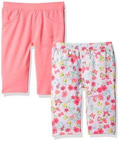 2c0e2e9dbf8 Freestyle Revolution Little Girls 2pk Botanical Floral Ft Bermuda Set Multi  5    See this