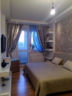 Гостиная-спальня ( плюсы и минусы).