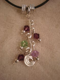Wire Mothers Pendant