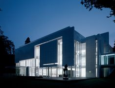 Architecture Museum Frieder Burda De Baden Un Jet Pierre