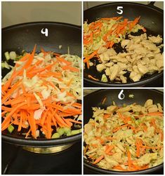 For Chicken: 1 Cup Chicken,thigh meat,bite sized pieces As per need Salt 1 tsp Soy Sauce tsp Cornstarch 1 tsp Vegetable Oil Chicken Stir Fry With Noodles, Fried Noodles Recipe, Stir Fry Noodles, Chicken Noodle Recipes, Easy Chinese Recipes, Quick Recipes, Free Recipes, Hoisin Sauce, Soy Sauce