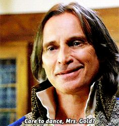 "Once Upon a Time - ""Care to dance, Mrs. Gold?"""