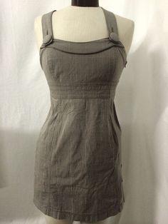"FAKE!  Prada dress. Seller translates ""M"" tags sewn in garment to Prada size ""40."""