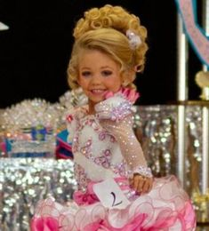 Im writing a 10 page essay on child beauty pageants. i have one little question...?