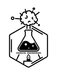 #Graphic #design #illustration #ChuunibyouBoy #icon #logo #mix #designsheriff #illustrator #taiwan #taiwanness #Chuunibyou #中二病 #chemical #engineering #Chemistry #molecules #Molecular #formula #diagram #中二正男 #中二正男製造所