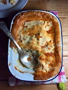 Be Gluten Free - Brighton: Simple Gluten Free Chicken & Leek Pie