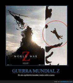 Guerra Mundial Z Gato Zombie / Zombie Cat World War Z