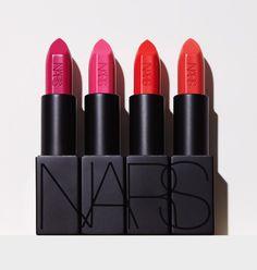 Editorial inspiration   Art direction   NARS lipsticks