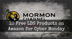 Free LDS Products Today for Cyber Monday on Amazon + Some Of Their Best Cyber Monday Deals Monday Morning Humor, Good Morning Happy Monday, Happy Week, Monday Humor, Best Cyber Monday Deals, Monday Motivation Quotes, Monday Quotes, Funny Monday Memes