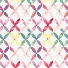 Ribbons in Multi (Dear Stella House Designer - Summer Love)