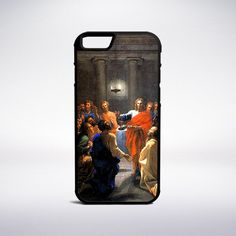 Nicolas Poussin - Saint Cecilia Phone Case – Muse Phone Cases