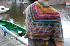 Knit Shawl Sweet Georgia FREE Ravelry / Knitty download