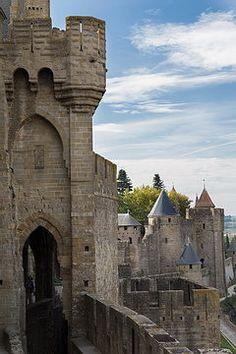 Carcasona ciudad - Sur de Francia