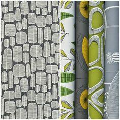 Wallpaper by MissPrint : Little Trees, Garden City, Grasslands, Pebble