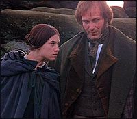 An Illustrated Guide to Jane Eyre Period Movies, Period Dramas, Jane Eyre 1996, Movies Showing, Movies And Tv Shows, Jane Eyer, William Hurt, Toby Stephens, Charlotte Gainsbourg