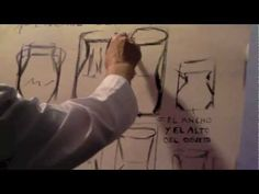 1. Dibujo y pintura. Encaje / Drawing and painting. Fitting - YouTube