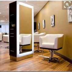 Sally beauty salon stations double sided barber mirror interior hairdressing styling with led light doubl . used beauty salon stations Home Hair Salons, Hair Salon Interior, Salon Interior Design, Hair Salon Stations, Salon Styling Stations, Beauty Salon Decor, Hair And Beauty Salon, Salon Lighting, Salon Mirrors