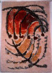 Pihapihlaja / Rowan tree in the garden Satu Peura Modernit ryijyt - Ryijypalvelu RP Oy Rya Rug, Arabic Calligraphy, Rowan, Rugs, Garden, Art, Farmhouse Rugs, Art Background, Garten