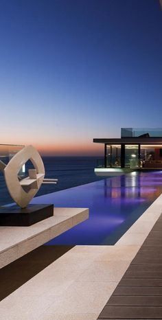 MODERN ARCHITECTURE | an amazing luxury home designed by SAOTA| http://bocadolobo.com/ #luxuryhomes