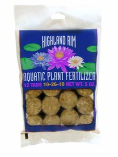 Aquatic Plant Food - Pin it :-) Follow us :-)) zGardensupply.com is your Garden Supply Gallery ;) CLICK IMAGE TWICE for Pricing and Info SEE A LARGER SELECTION of aquatic plant food at http://zgardensupply.com/category/garden-supply-categories/water-gardens-ponds/aquatic-plant-food/ - garden, gardening, gardening gear - Winchester Gardens 12 Count Highland Rim Aquatic Fertilizer Bag « zGardenSupply