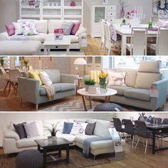 Kauniita sohvia ja sisustuksia Espoon Finnoon myymälässä! #sisustusidea #sisustaminen #sisustusinspiraatio #askohuonekalut #sisustusidea #sisustusideat #sisustus #Espoo #finnoo