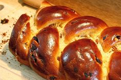 This rich and aromatic Italian Easter bread recipe served with a simple icing makes for a festive and delicious treat.